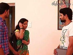 Village Girl Bachlor boy Romance --  Telugu Romance Short Film - By MKJ