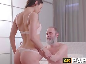 Tender cheater does sixtynine and fucks boyfriends father