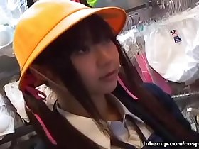 Cosplay Porn Japanese House girl Cosplay Banging Cosmate 11.