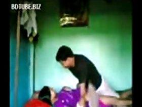 Indian Bangla village bhabhi sex with devar at bedroom - Wowmoyback
