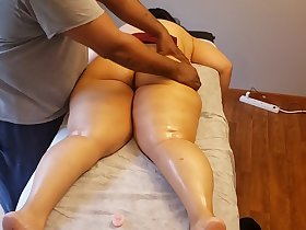 My student let me massage her naked so she can graduate.