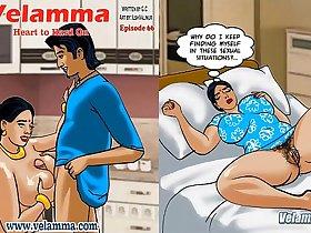 Velamma Episode 66 - Heart to Hard On