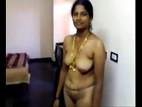 Telugu aunty next door