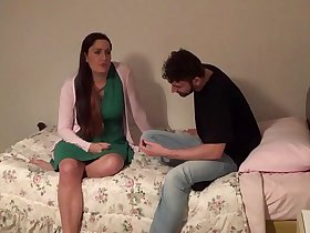 mom is forced by her evil son into prostitution to pay off his debts part 1