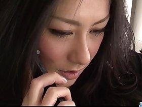 Strong fuck for brunette Japanese hottieKyoka Ishiguro
